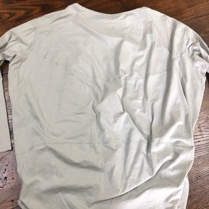 Lululemon long sleeved shirt